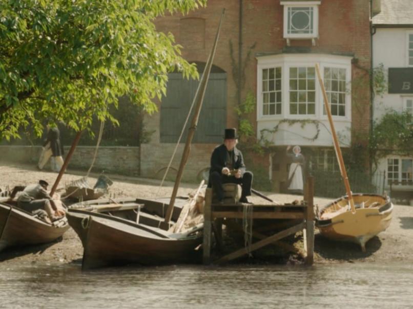 'Mr. Turner' - Thin Man Films