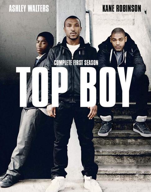 'Top Boy'   Cowboy Films