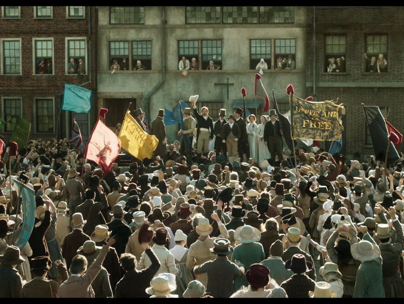 ''PETERLOO ' - Thin Man Films
