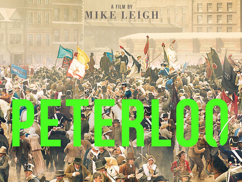'Peterloo' | Thin Man Films