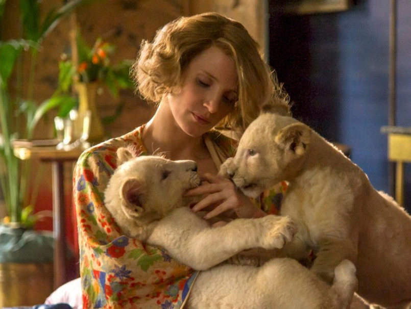 'THE ZOOKEEPER'S WIFE' - Czech-Anglo Productions