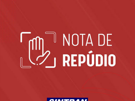 NOTA DE REPÚDIO DUPLA