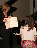 master class for piano and voice teachers south of Dallas