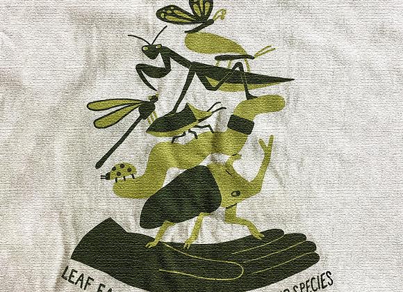 LEAF Earth Day Tote Bag