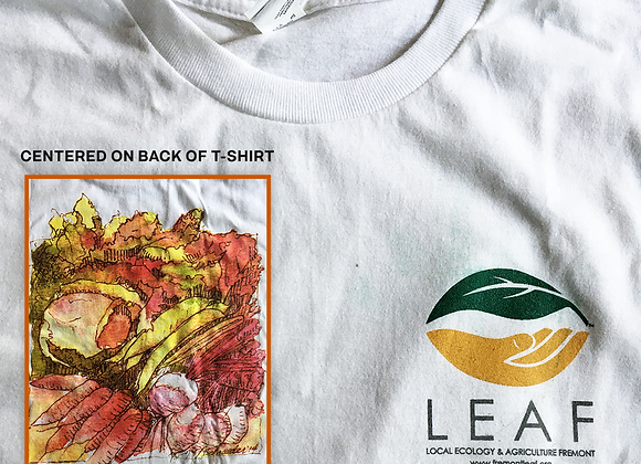 LEAF Logo T-shirt