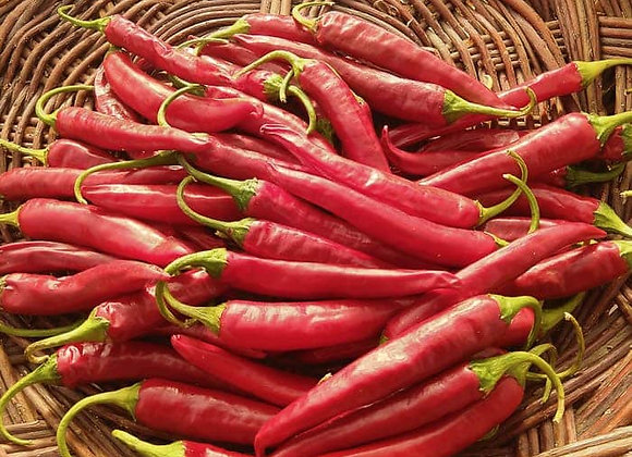 Chile Pepper, Lady Han