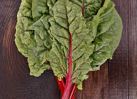 Chard, Ruby Red