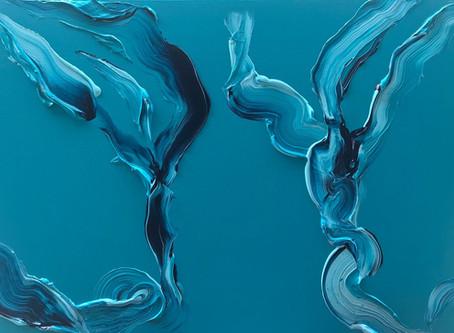 INDIGO New Art Series by Yiannis Kaminis