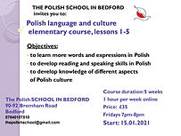 Polish for adults