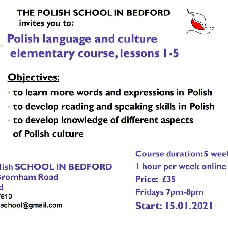Polish for adults