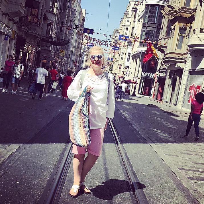 beyoğlu istiklal street