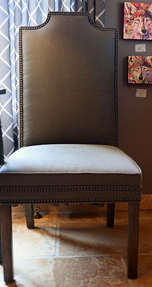 Graphite Dining Chair