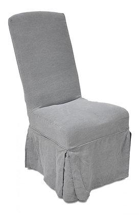 Relaxed linen Dinning Chair