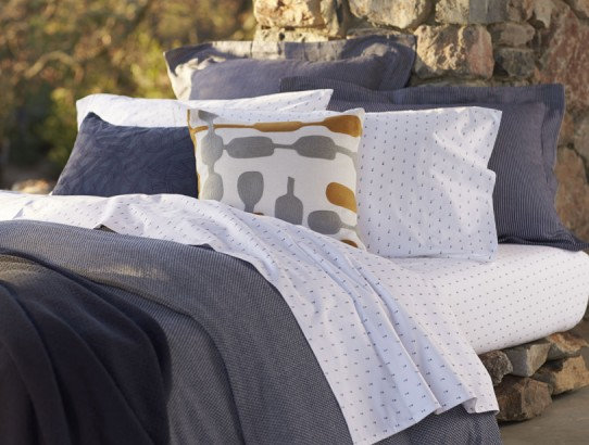 Relaxed Linen Bed Ensemble