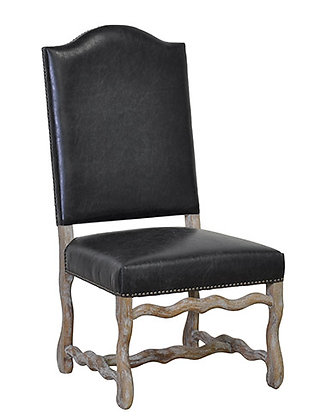 Classic Black Dining Side Chair