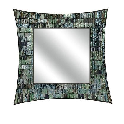 Ellipse Peitie Mosiac Mirror