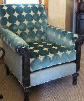 Jade Dot Chair