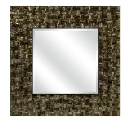 Olive Mosiac Mirror