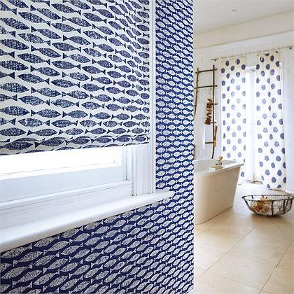 Blue Fishiets Panels