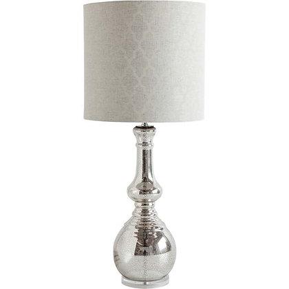 Tall Mercury Galss Lamp