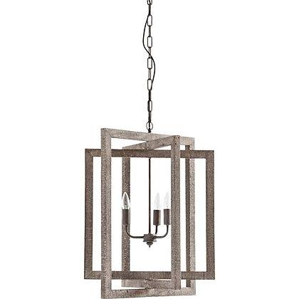 The Minimalist chandelier