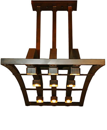 New Park Loft light by Park City Designer