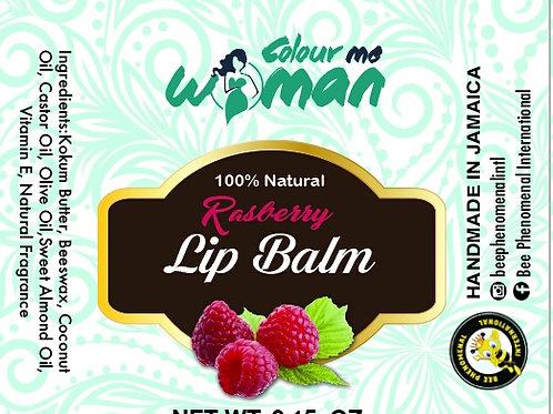 Personalized Lip Balm Label- Colour me Woman Conference