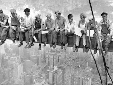 Das Empire State Building in New York mit österreichischer Beteiligung