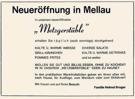 Helmut Broger, der perfekte Beislwirt