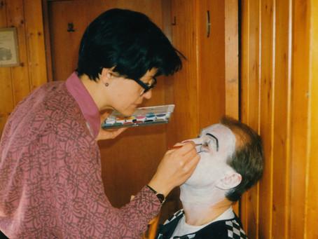 Maskenbildnerin Patrizia Kleber - Tres chic