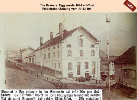 Brauereien im Bregenzerwald