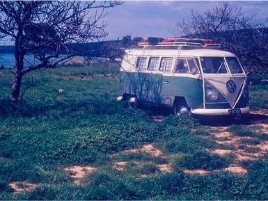 Mit dem VW Bulli von Bizau nach Indien