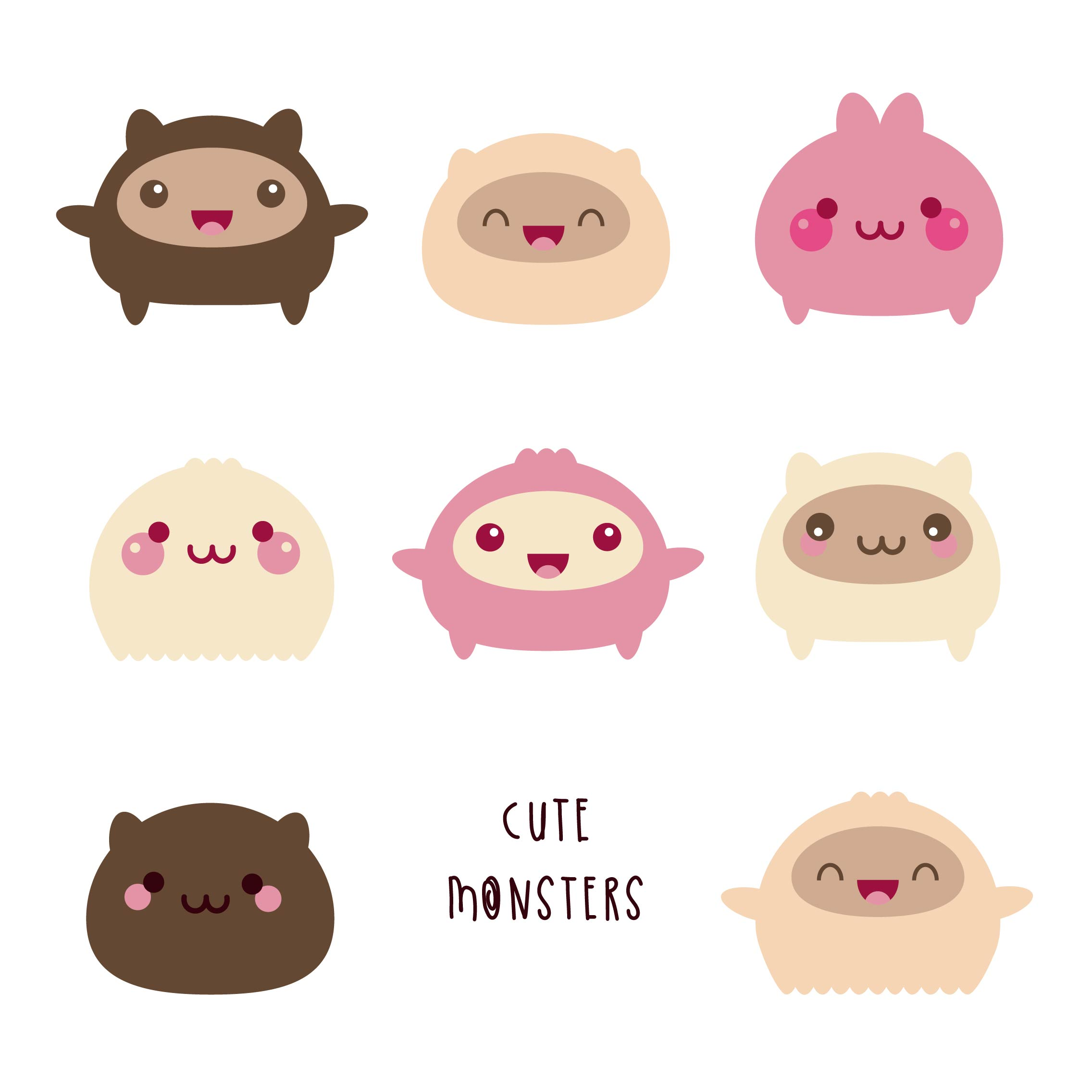 CuteMonsters