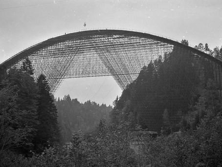 Wie baut man eine Brücke?