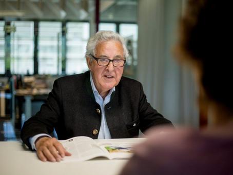 Dr. Gottfried Feurstein - Ein Mensch und Politiker mit Kopf, Hand und Herz