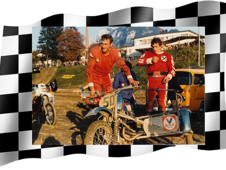 Die vergessenen Champions, Teil V Moto-Crosser aus dem Bregenzerwald