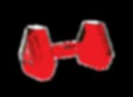 decathlon 5kg dumbbell_red.png