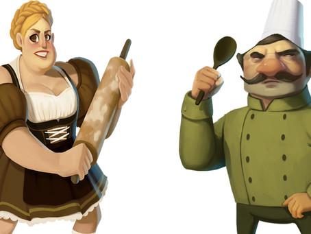 Die kulinarische Challenge am Bödele