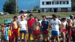 Fußball Vereine Turnier, Mellau 1978