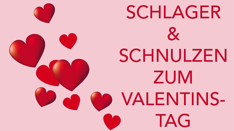 Schlager & Schnulzen Party zum Valentinstag