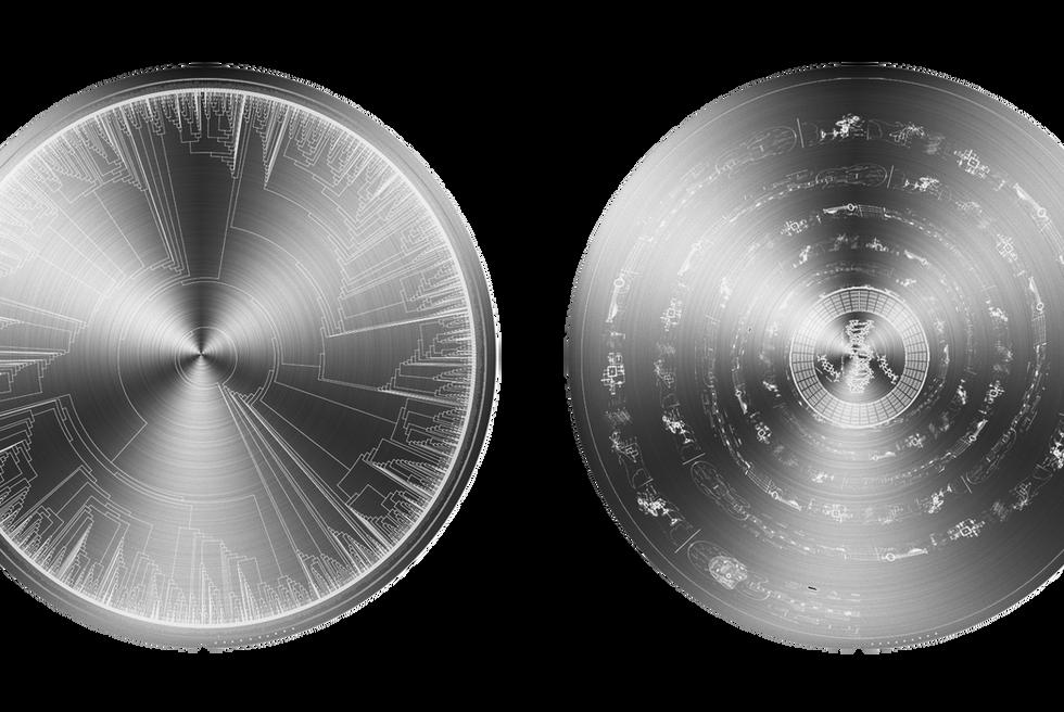 Composite Lightbox Disc 4 (5) - Metal Ne