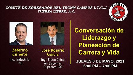 Fuerza Liebre-Zef Cisneros y Jose Refugi