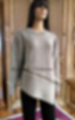серый, джемпер, джемпер вязаный, джемпер женский, джемпер спицами, вязаный, вязаный джемпер,