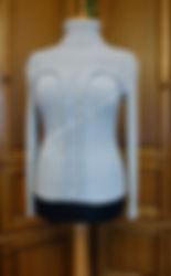 вязная водолазка на заказ, вязаный свитер на заказ