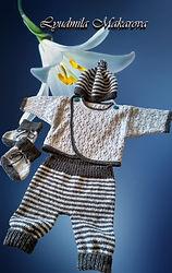 вязаный комплект для мальчика, вязание на заказ, вязаная кофточка, вязаная шапка, вязаные штанишки, вязаные пинетки, пинетки