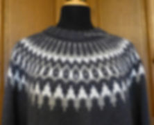 зание на заказ, мужской вязаный свитер