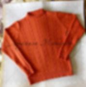 Вязание на заказ, вязаный мужской джемпер, вязаный мужской пуловер, вязание для мужчин, мужской джемпер спицами на заказ, джемпер с косами