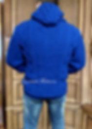 тёмно-синий, жакет, Жакет вязаный,  жакет спицами, жакет на пуговицах, жакет ручной работы, мужской жакет, вязаный жакет, куртка вязаная, снуд, капюшон