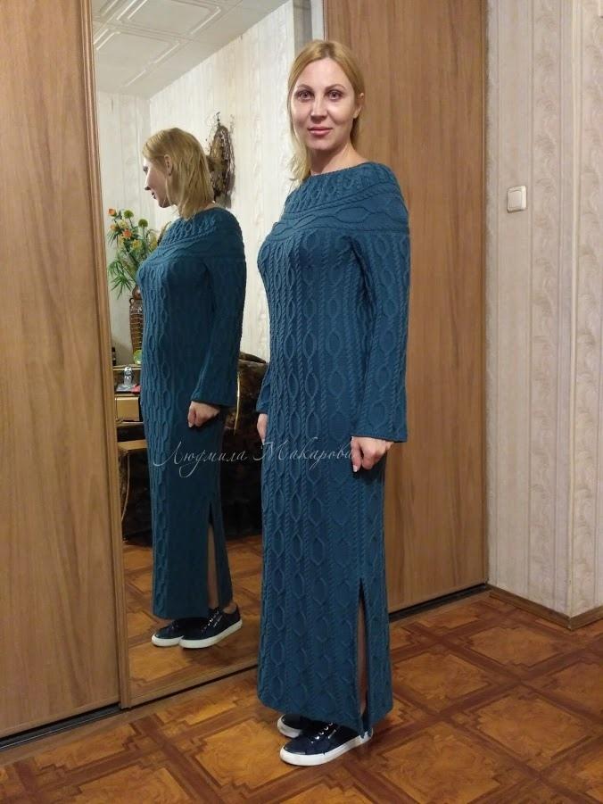 """Платье в стиле """"Шамони"""""""