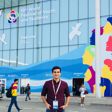WORLD FESTIVAL AND YOUTH AND STUDENTS, RUSIA, 2017